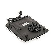 Плитка индукционная Endever Skyline IP-27, 2000 Вт, 8 уровней мощности, черно-серая, фото 3