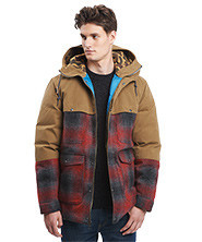Men's The Mix-Up Wool Jacket - фото 1