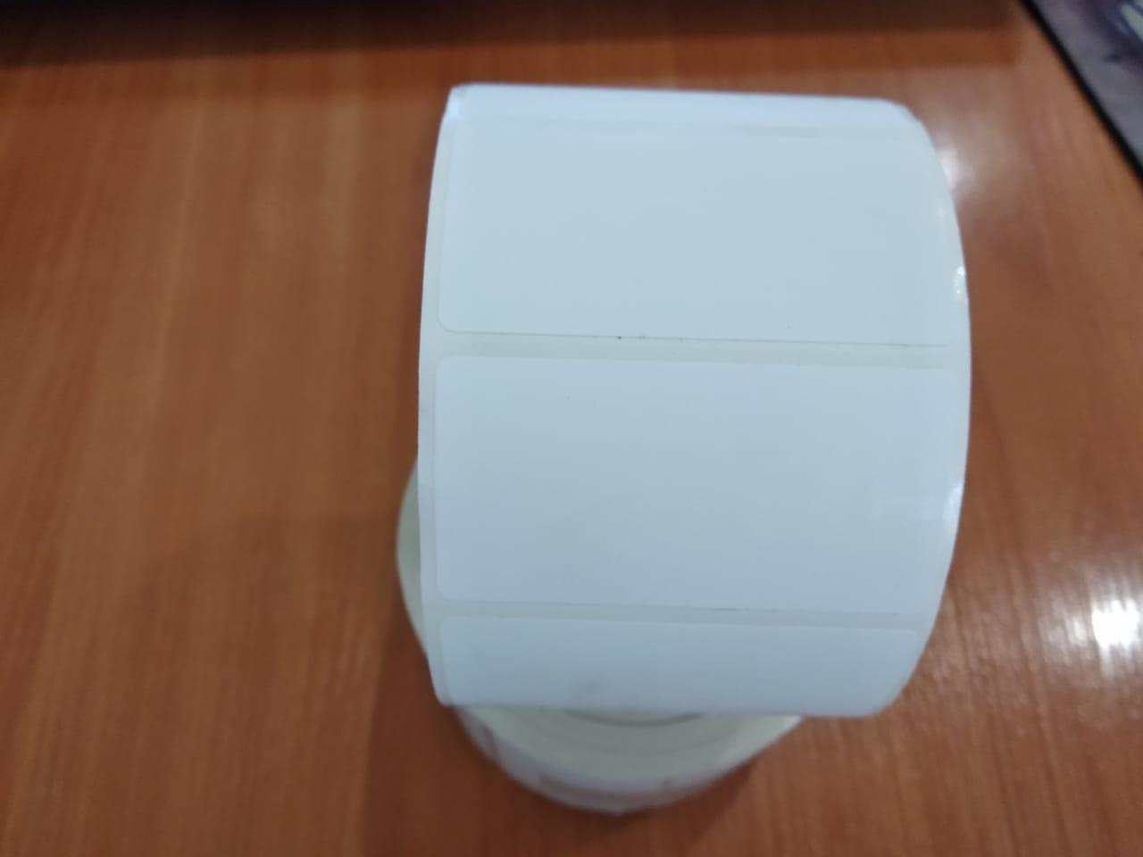 Гарантийная этикетка (скорлупа) 58*30мм (1000 шт) - фото 1