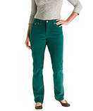 Штаны Woolrich Women's Penns Wood Cord Jeans - Straight Fit, фото 3