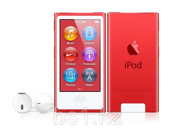 Apple iPod Nano 7 Gen 16GB (RED)