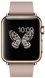 Apple Watch Edition, 38 mm. / Gold Modern Buckle Rose Grey, фото 2