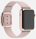 Apple Watch Edition, 38 mm. / Gold Modern Buckle Rose Grey, фото 4