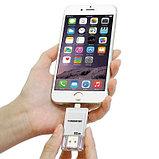 Флешка для iPhon и iPad объем 32 гб, фото 4
