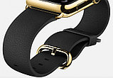 Apple Watch Edition, 42 mm. / Gold Classic Buckle Black, фото 4