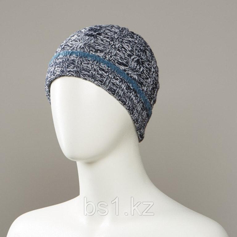 Jackson Marl Stripe Cuff Hat