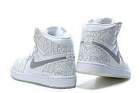 """Кожаные кроссовки Air Jordan 1 Retro """"Laser"""" (40-46), фото 7"""
