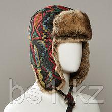 Lakme Jacquard Trapper Hat