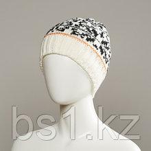 Boost Nordic Jacquard Knit Beanie