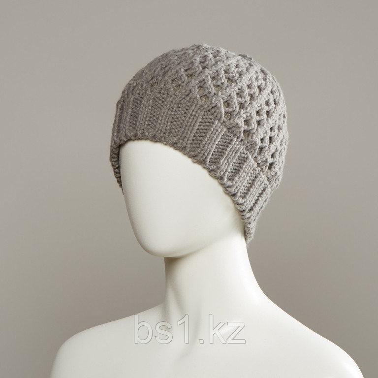 24Carrot Textured Knit Cuff Hat