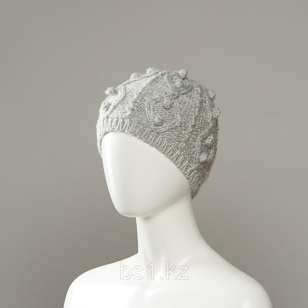 Blushie Textured Knit Hat