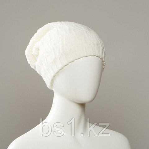 Inspire Textured Slouch Beanie
