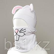 Mcdonald Fleece Animal Hat And Matching Necktube