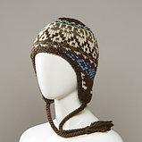 Coco Jacquard Trapper Hat, фото 3