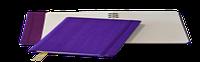 Блокнот Gardena, в линейку со скрытой пружиной, 12,6*21, цвет фиолетовый
