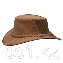 Down Under Leather Breezer Hat