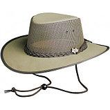 BC Hats Cool As A Breeze Canvas Mesh, фото 4