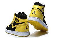 """Кожаные кроссовки Air Jordan 1 Retro """"Bruce Lee"""" (40-46), фото 7"""