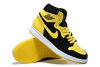 """Кожаные кроссовки Air Jordan 1 Retro """"Bruce Lee"""" (40-46), фото 4"""