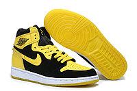 """Кожаные кроссовки Air Jordan 1 Retro """"Bruce Lee"""" (40-46), фото 2"""