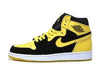 """Кожаные кроссовки Air Jordan 1 Retro """"Bruce Lee"""" (40-46), фото 5"""