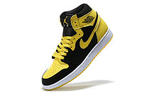 """Кожаные кроссовки Air Jordan 1 Retro """"Bruce Lee"""" (40-46), фото 6"""