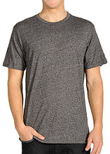 Heather Grey Loose Fit Short Sleeve Performance Shirt