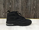 Кроссовки Nike Air Max Uptempo 2 (All Black), фото 2