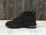 Кроссовки Nike Air Max Uptempo 2 (All Black), фото 4