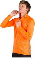 Microtech™ Men's Long Sleeve 1/4 Zip PF Shirt