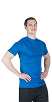 Microtech Base Layer Form Fitted Short Sleeve Shirt