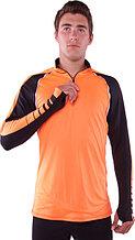 HEATR® Charge Longsleeve 1/4 Zip Shirt