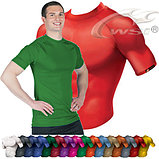 Спортивная майка Microtech™ Base Layer Form Fitted Short Sleeve Shirt, фото 2