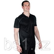 Спортивная майка Microtech™ Loose Fit 1/4 Zip Polo Shirt