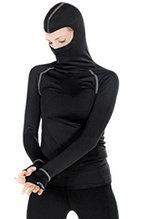 HEATR® Built-In Hooded Shirt