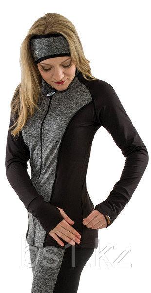 HEATR® Onyx Princess cut Full Zip Jacket
