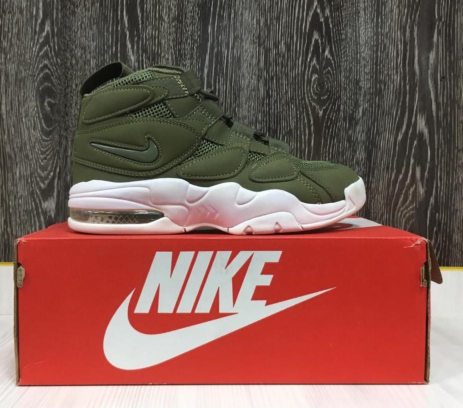 Кроссовки Nike Air More Uptempo 2 (Khaki)