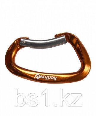 Карабин алюминиевый с кейлоком RF A249-12099 Bent