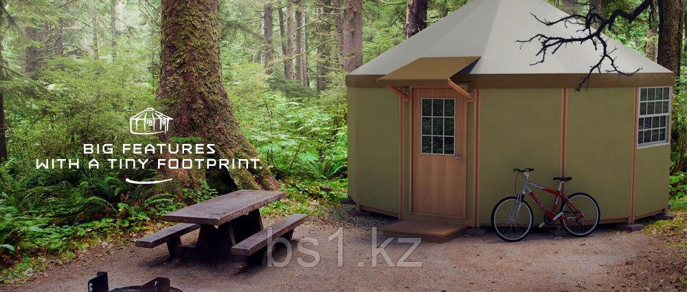 Freedom Yurt Cabin 14-Side