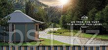 Freedom Yurt Cabin 12-Side