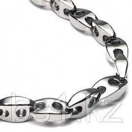 Men's 10MM Titanium Link Bracelet
