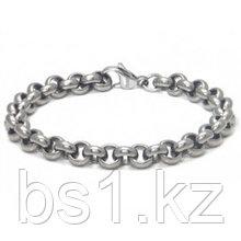 Titanium 6MM Rolo Link Bracelet