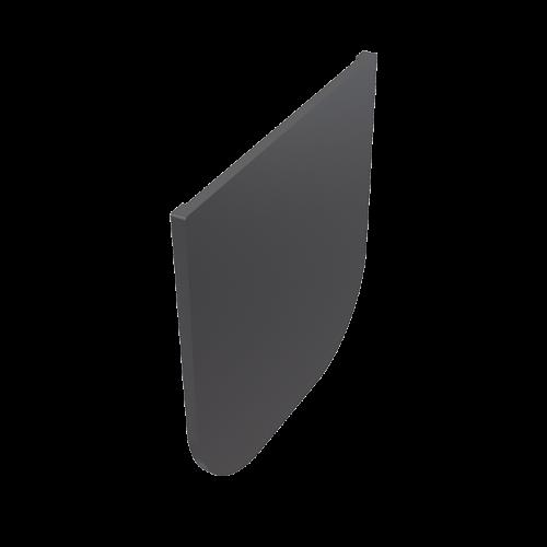 Заглушка для закрытия конца края дренажного канала  ALCAPLAST AVZ-P009