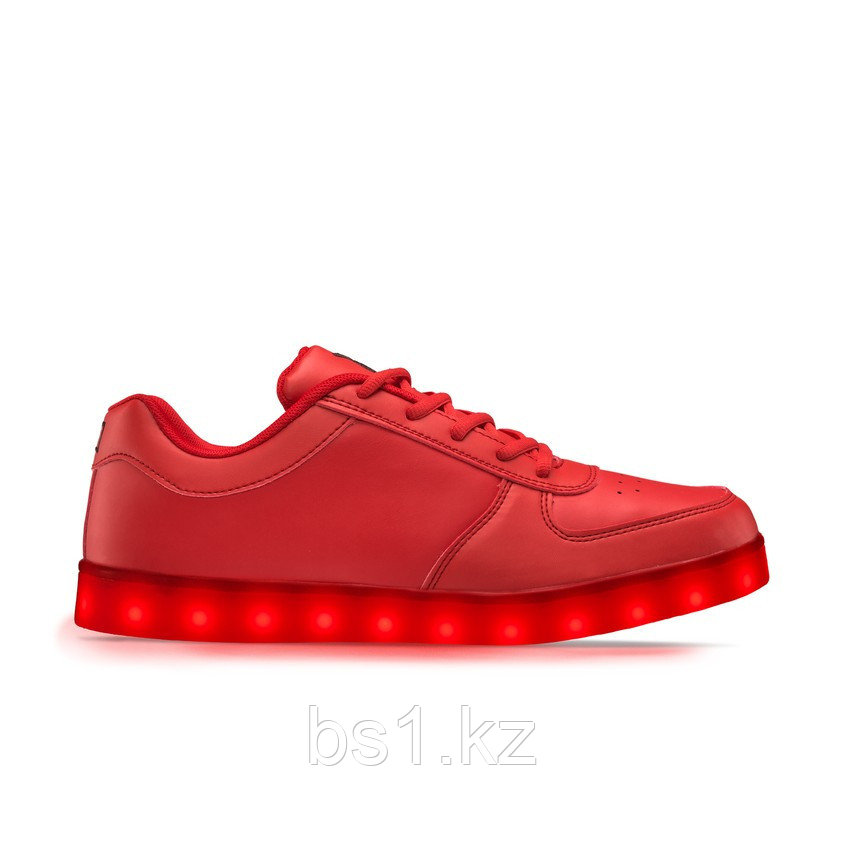 THE LIGHT RED