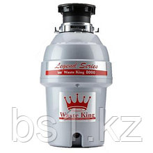 Legend Series 1 HP EZ-Mount Continuous Feed Sound-Insulated Garbage Disposer