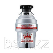 Legend Series 3/4 HP Continuous Feed Sound-Insulated Garbage Disposal