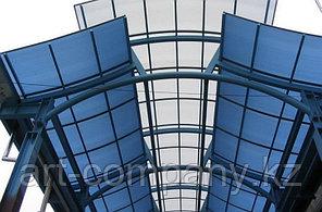 Полигаль 12 метров (сотовый поликорбонат) Израиль-Россия