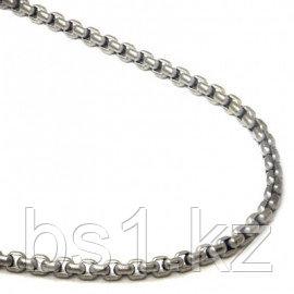 Titanium 4MM Box Link Necklace Chain
