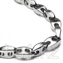 Titanium Men's 10MM Link Necklace Chain