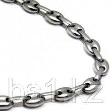 Titanium Men's 5MM Gucci Link Necklace Chain